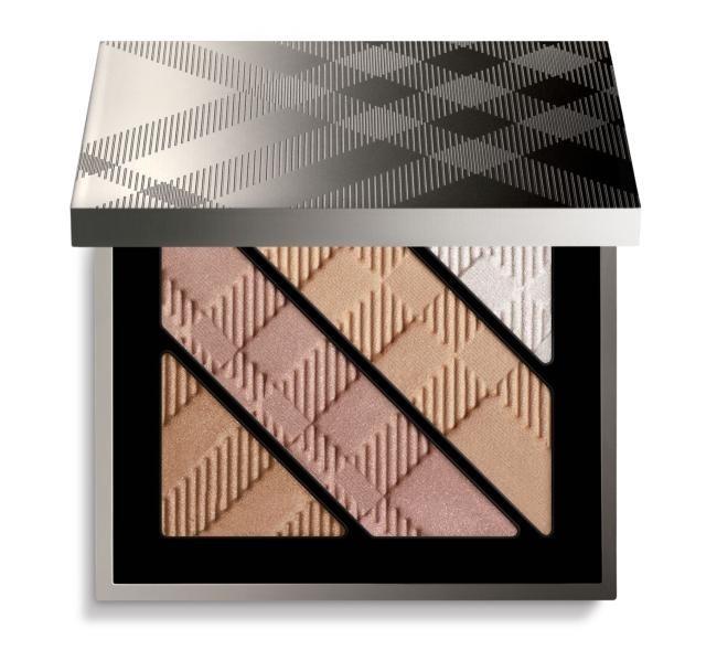 Четырехцветные тени для век Burberry Complete Eye Palette Pale Nude