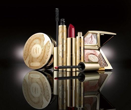 Рождественская коллекция макияжа Artdeco Dita von Teese Golden Vintage Holiday 2012 Collection