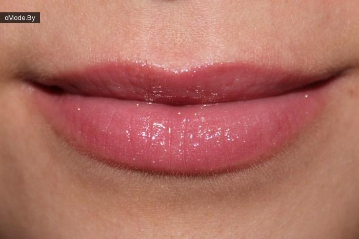 Свотчи блеска для губ с зеркальным эффектом Relouis №15 Огни Нью-Йорка