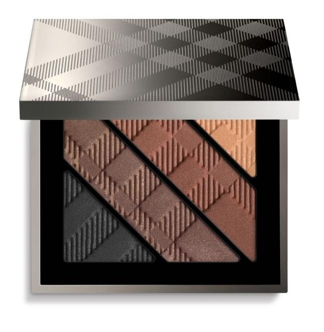 Четырехцветные тени для век Burberry Complete Eye Palette Dark Spice