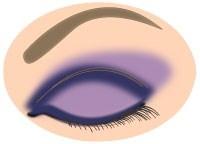 Пошаговая техника нанесения макияжа смоки айс с фото шаг 4