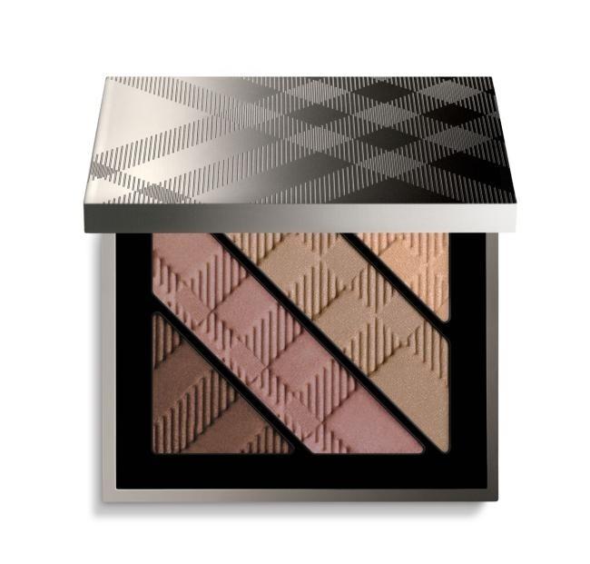 Четырехцветные тени для век Burberry Complete Eye Palette Pink Taupe