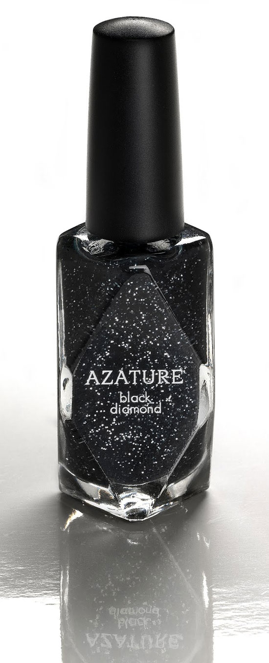 Azature Black Diamond - лак для ногтей за $250,000