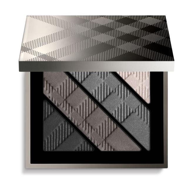 Четырехцветные тени для век Burberry Complete Eye Palette Smokey Grey