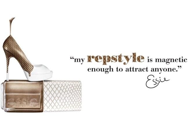 Рождественская коллекция лаков для ногтей Essie Holiday 2012 Repstyle Collection