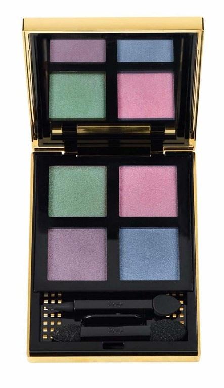 Коллекционная палетка четырехцветных теней для век Collector Eyeshadow Quadra Palette (лимитированный выпуск)