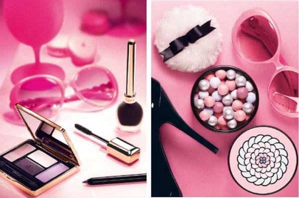 Весенняя коллекция макияжа Guerlain Spring 2013 Makeup Collection