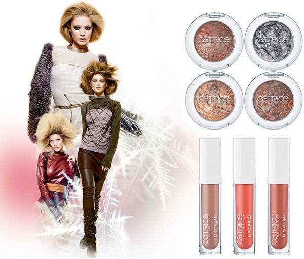 Рождественская коллекция макияжа Catrice Siberian Call Holiday 2012 Collection