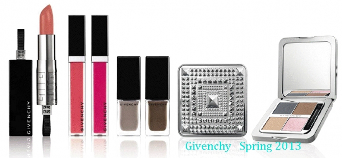 Весенняя коллекция макияжа Givenchy Hotel Prive Spring 2013 Collection