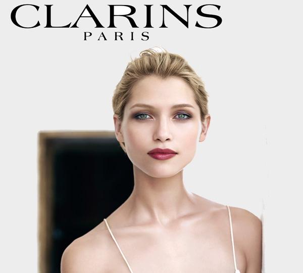Весенняя коллекция макияжа Clarins Rouge Eclat  Spring 2013 Collection