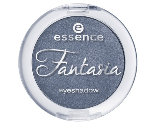 Тени для век Fantasia Eyeshadow №02 Not Ivory But Ebony (silver-grey)