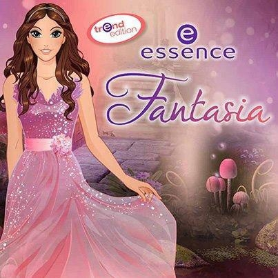 Рождественская  коллекция  макияжа Essence Fantasia Holiday 2012 Collection