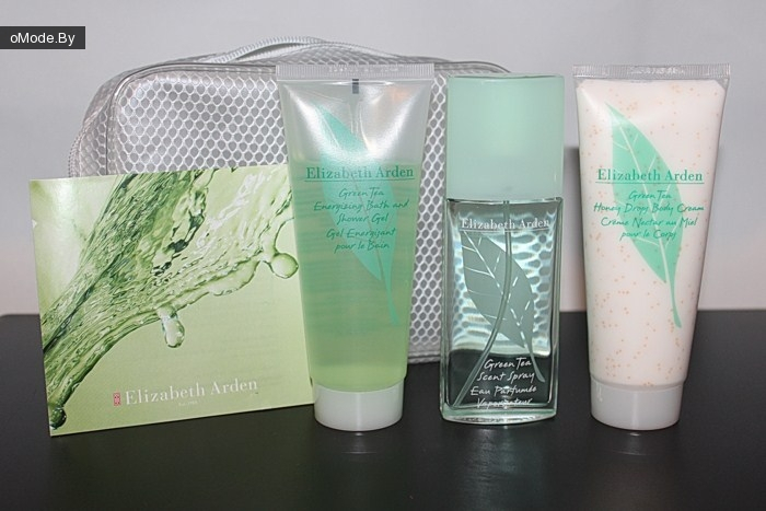 Набор «Зеленый Чай» Elizabeth Arden Green Tea Coffret