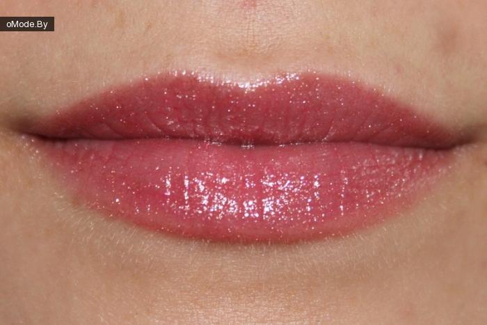 Свотчи блеска для губ Lux Visage Perfect Color №10
