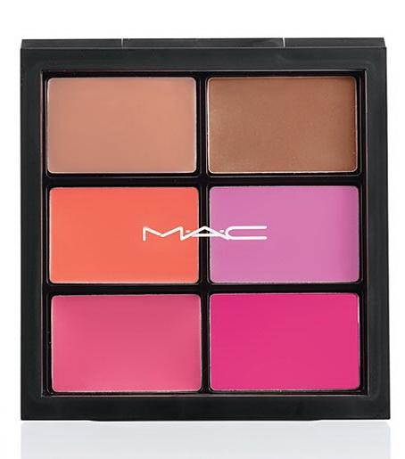 Палетка для губ MAC Spring 2013 Forecast Lip Palette (лимитированный выпуск)