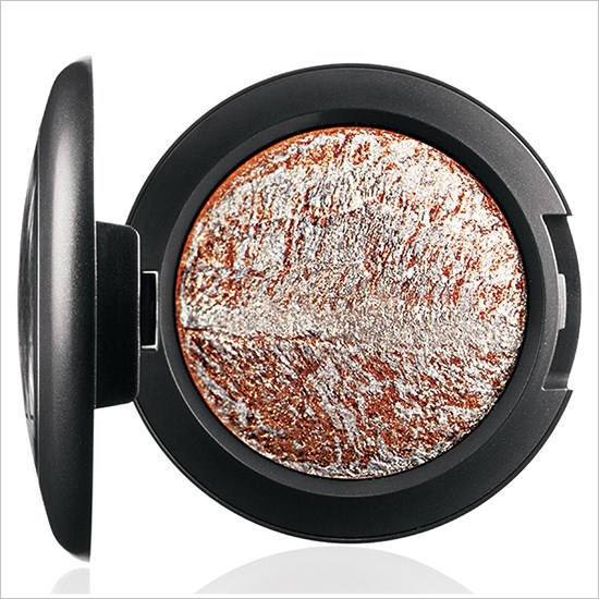 Минеральные тени для век Mineralize Eyeshadow Winter Pursuit - Copper base with grey veining