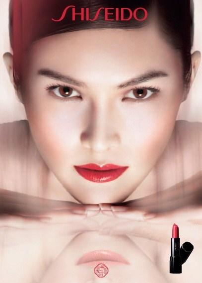 Весенняя коллекция макияжа Shiseido Spring 2013 Makeup Collection