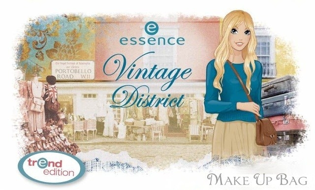Весенняя коллекция макияжа Essence V