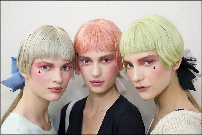 Весенняя коллекция макияжа Chanel Croisiere Spring 2013 Collection