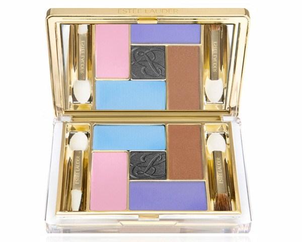 Пятицветная палетка теней для век Pure Color Five Color Eyeshadow Palette
