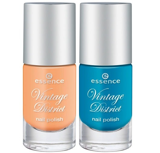 Лак для ногтей Vintage District Nail Polish