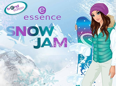 Зимняя коллекция макияжа Essence Snow Jam Winter 2013 Collection