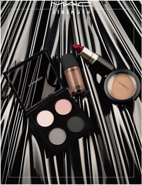 Весенняя коллекция макияжа MAC Strength Spring 2013 Collection