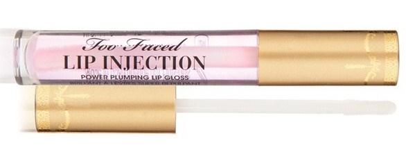 Блеск для губ с эффектом объема Lip Injection Power Plumping Lip Gloss