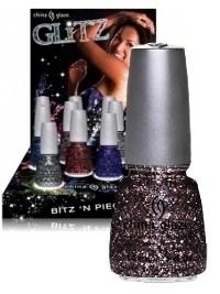 Весенняя коллекция лаков для ногтей China Glaze Glitz Bitz'n Pieces Spring 2013 Collection