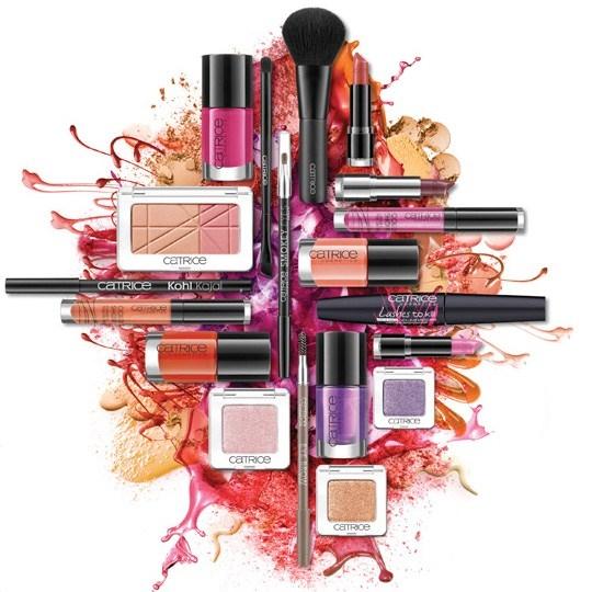 Весенне-летняя коллекция макияжа Catrice Spring-Summer 2013 Makeup Collection