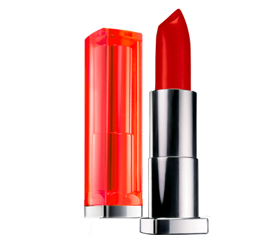 губная помада Maybelline Color Sensational Vivids Lipstick №895 On Fire Red