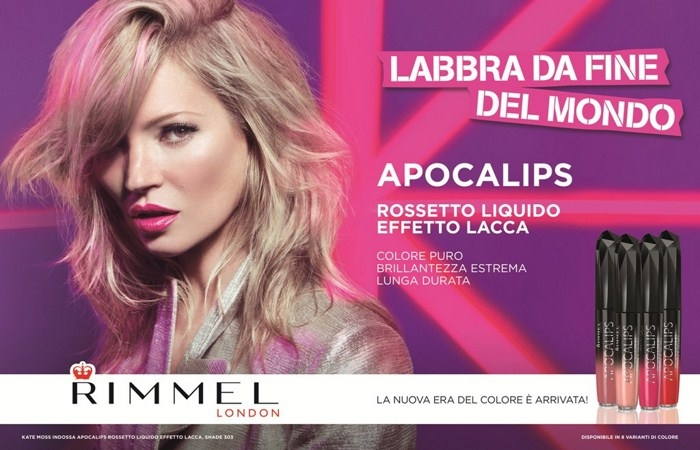 Новая коллекция лаков для губ Rimmel Apocalips Lip Lacquer 2013 Collection