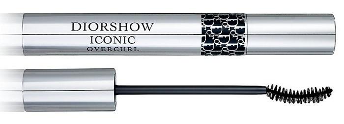 Подкручивающая тушь для ресниц DiorShow Iconic Overcurl Mascara