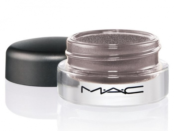 Кремовые тени для век MAC Pro Longwear Paint Pots Frozen Violet - Frosted purple silver (серебристо-фиолетовый)