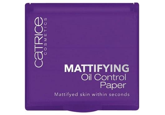 Матирующие салфетки Mattifying Oil Control Paper