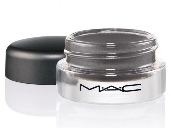 Кремовые тени для век MAC Pro Longwear Paint Pots Dangerous Cuvee - Frosted cool grey (холодный серый)
