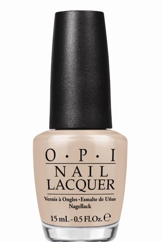 лак для ногтей OPI Oz The Great and Powerful Glints of Glinda: Chic beige (шикарный бежевый)