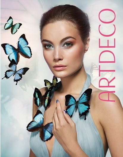 Весенне-летняя коллекция макияжа Artdeco Butterfly Dreams Spring-Summer 2013 Collection