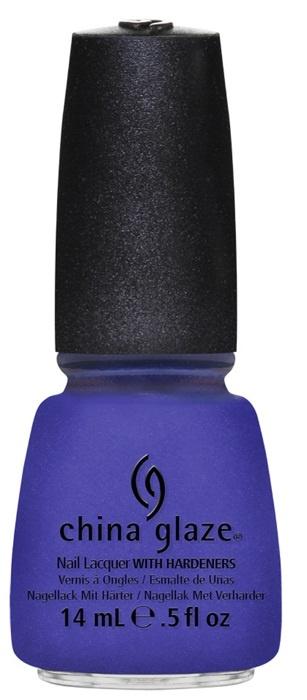 лак для ногтей China Glaze Avant Garden Fancy Pants: Indigo with pink and purple shimmer (индиго с розовым и фиолетовым шиммером)