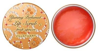 скраб для губ Jill Stuart №03 Fresh Apricot (абрикос)