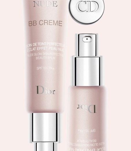 Компания Dior выпустила новинку - Diorskin Nude BB Cream