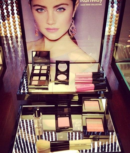 Весенне-летняя коллекция макияжа Bobbi Brown Lilac Rose Spring-Summer 2013 Collection