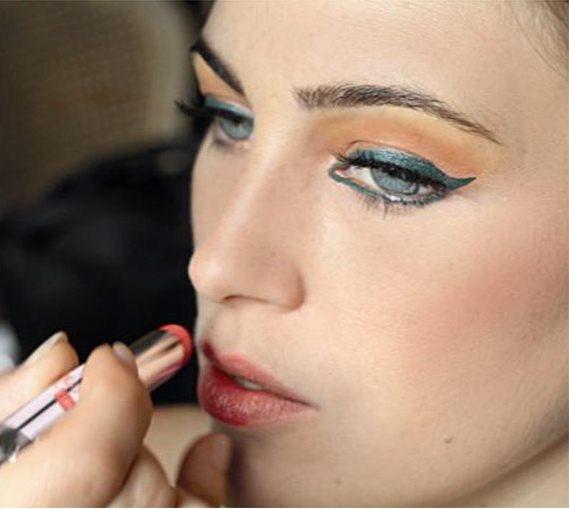 Весенняя коллекция макияжа Pupa 50's Dream Spring 2013 Makeup Collection