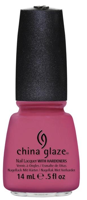лак для ногтей China Glaze Avant Garden Life is Rosy: Blushed mauve (розово-лиловый)
