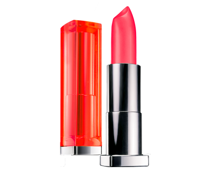 губная помада Maybelline Color Sensational Vivids Lipstick №870 Shocking Coral