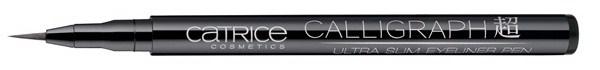 Подводка-лайнер Calligraph Ultra Slim Eyeliner Pen