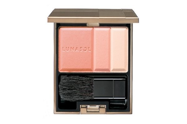 Румяна для лица Coloring Cheeks N Blush №03 Soft Beige Red