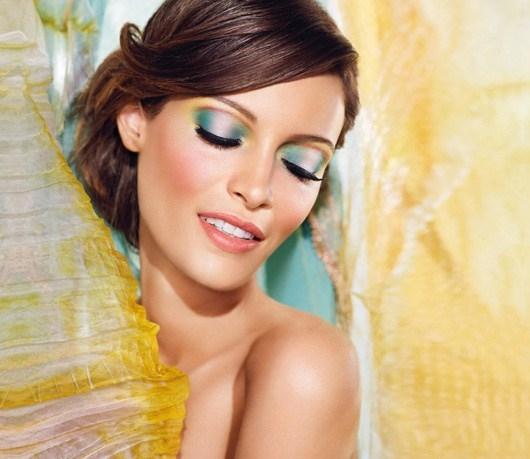 Весенне-летняя коллекция макияжа Make Up Factory Spring-Summer 2013 Makeup Collection