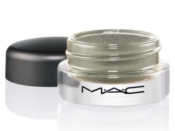 Кремовые тени для век MAC Pro Longwear Paint Pots Antique Diamond - Frosted olive silver (серебристо-оливковый)