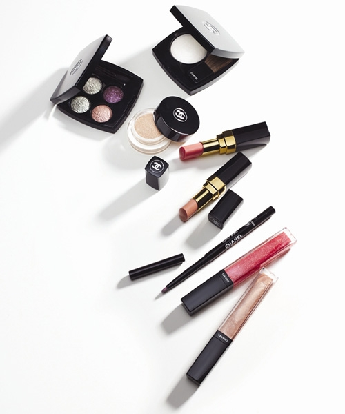 Весенняя коллекция макияжа Chanel Les Delices de Chanel Spring 2013 Collection